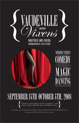 Vaudeville and Vixens