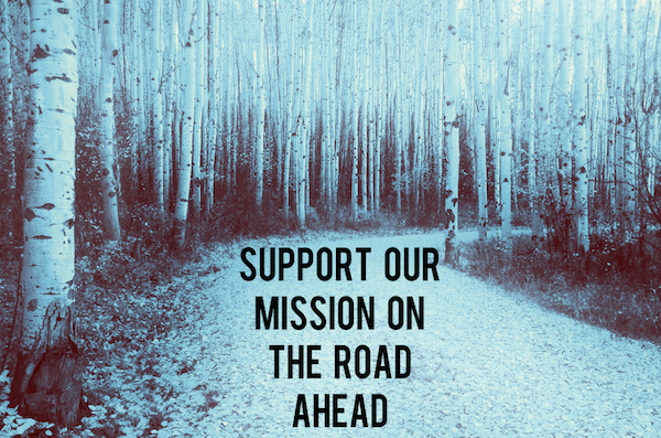 support our mission web