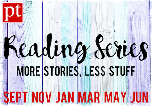 NEW! Reading Series
